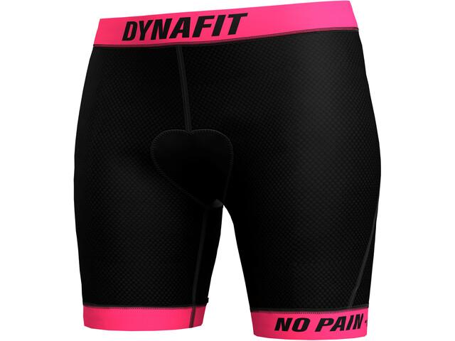 Dynafit Ride Boxer imbottiti Donna, nero/rosa